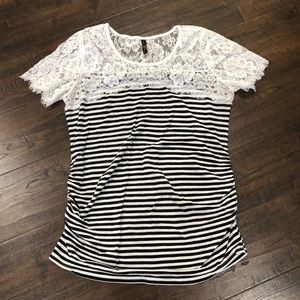 Mom & Co. Maternity Top